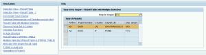 Риснок 2. Web Dynpro приложение WDR_TEST_OVS