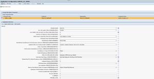 Рисунок 17. Создание конфигруации приложения HRESS_A_MENU